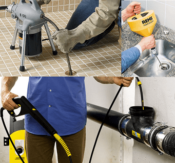 Как прочистить канализацию и устранить засор самому