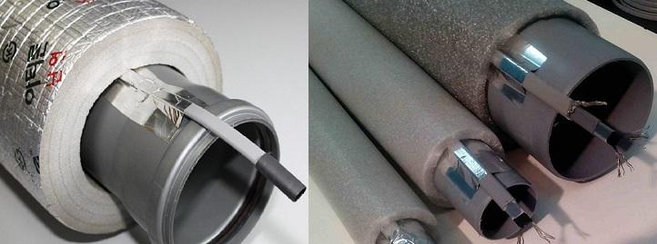 Применить специальный утеплитель для канализационных труб - греющий кабель.