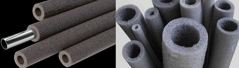 Вспененный полиэтилен - эффективный и практичный утеплитель для канализационных труб