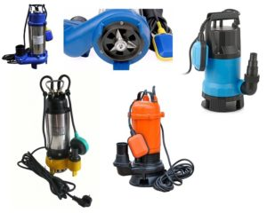 Фекальный насос для откачки канализации: какой выбрать?