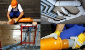 Монтаж канализации — правила обустройства