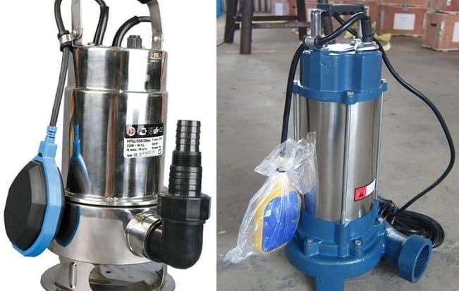 Погружной фекальный насос для откачки канализации может работать в автоматическом режиме — при достижении определенного уровня жидкости электродвигатель включается или отключается самостоятельно.