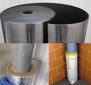 Шумоизоляция канализационного стояка: способы и материалы