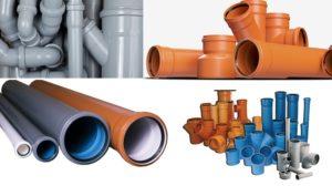 Трубы для канализации — виды и преимущества
