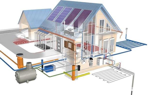 Проектирование канализации затрагивает как внешнее, так и внутреннее обустройство труб.