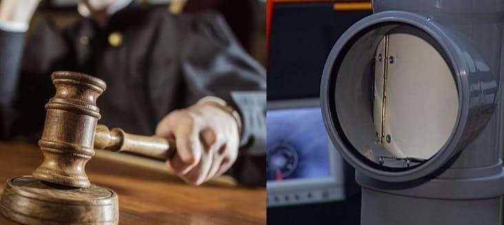 Установка заглушки на канализацию должникам — законно ли это, видеообзор