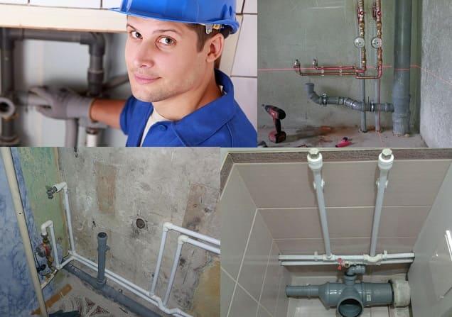 Замена канализационных труб в квартире — что нужно учесть, видеообзор