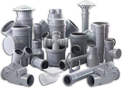 Полипропиленовые трубы для канализации - разновидности, типы и виды.