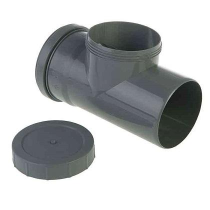 Ревизия канализационная - пример элемента.