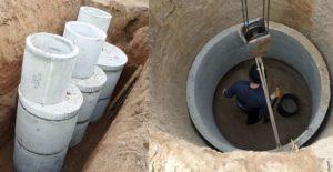 Кольца для канализации — размеры, виды, характеристики
