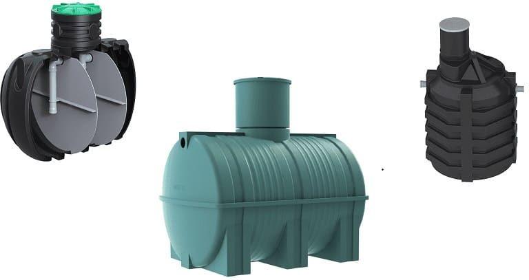 Пластиковые накопительные емкости для канализации-виды, особенности, преимущества