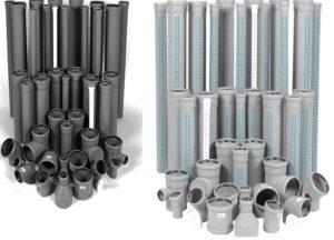 Полипропиленовые трубы для канализации — виды, особенности, применение