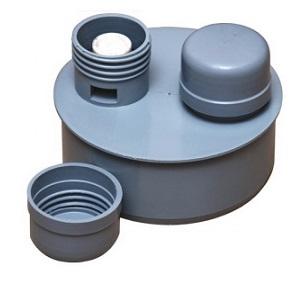 Аэратор канализационный делится на виды: по принципу, конструкции и типу.