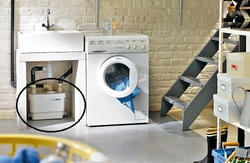 Обычно насос для канализации в квартире для кухни, устанавливается и в подвальных помещениях.