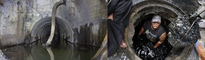 Куда уходит вода из канализации — куда деваются стоки