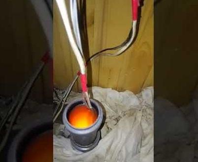 Разморозка канализации с помощью нагрева напряжением.