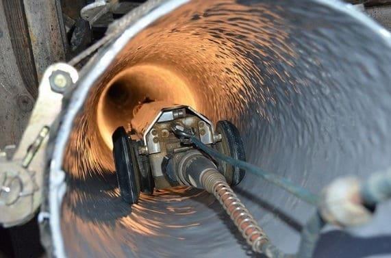 Как вариант, телеинспекция канализации проводится для контроля за соединениями труб.