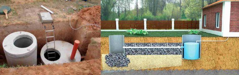 Переливная канализация: устройство, принцип действия, схема, достоинства