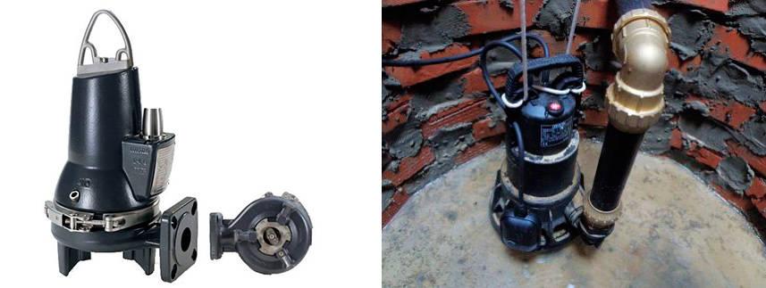 Погружной канализационный насос grundfos: устройство, применение, преимущества