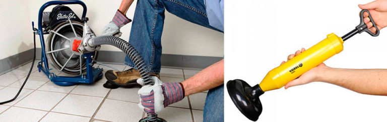 Пробивка канализационных труб: варианты и способы