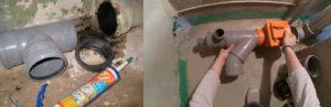 Раструб канализационной трубы: что это такое, особенности, монтаж