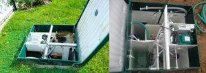 Автономная канализация юнилос: принцип работы, плюсы, установка