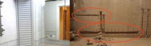Как закрыть канализационную трубу в туалете — способы скрыть