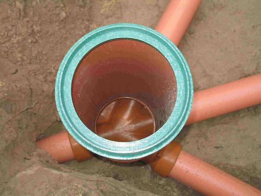 Назначение колодца канализации