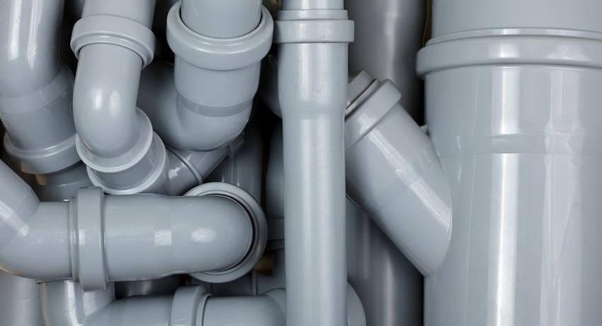 Разновидности сантехнических труб