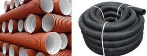 Труба ливневой канализации: устройство, какие трубы нужны