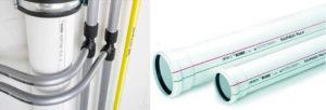 Бесшумные трубы для канализации — описание и характеристики