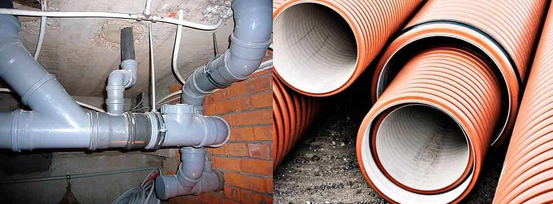 Диаметр трубы для канализации в частном доме — как выбрать?