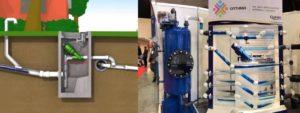 Вакуумная канализация: принцип работы, область применения