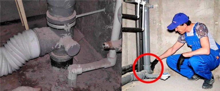 Как опустить стояк канализации в квартире: основные узлы и выбор материала