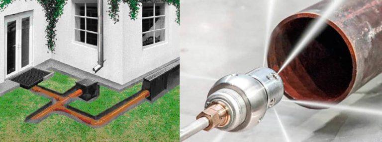 Прочистка ливневой канализации — методы и способы