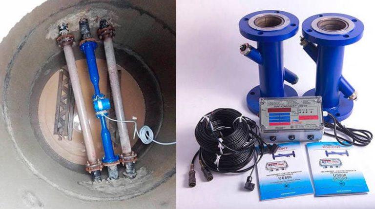 Узел учета канализации: особенности, приборы измерения