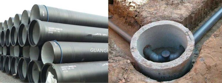 Как зачеканить чугунную трубу канализации: зачеканка и как расчеканить старую трубу