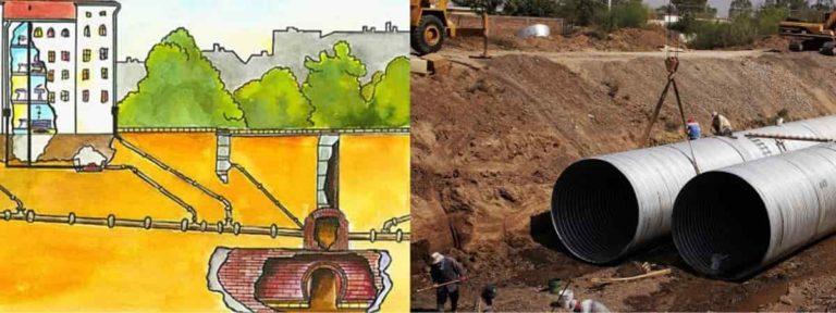 Общесплавная система канализации: что это, как работает, достоинства