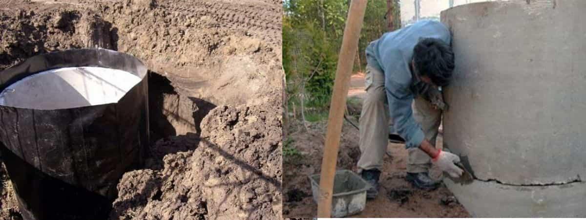Гидроизоляция канализационных колодцев