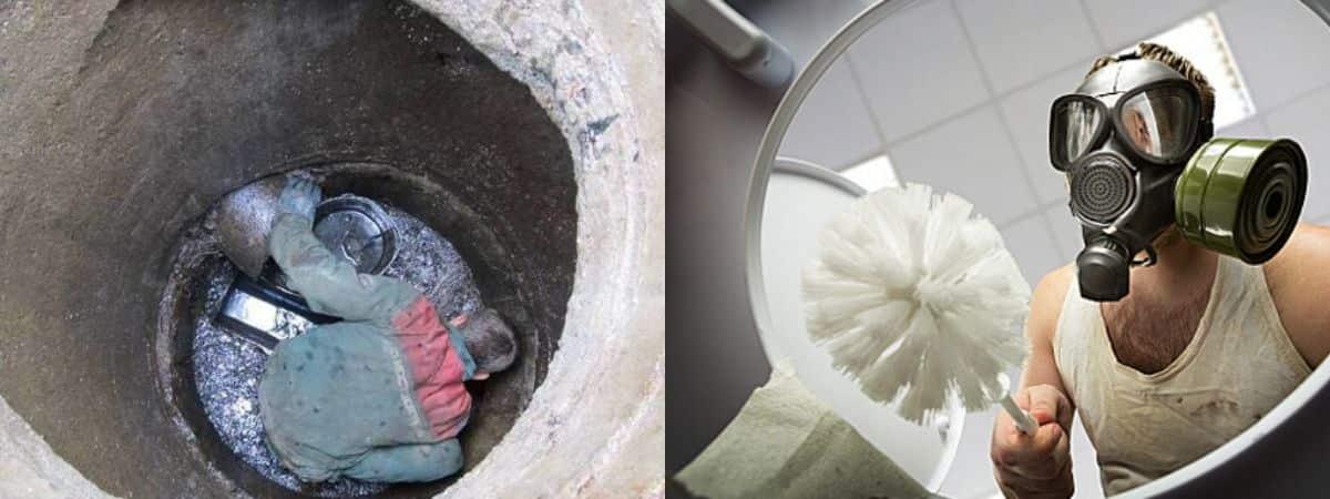 Чем опасен запах канализации для здоровья: состав газа, откуда берется
