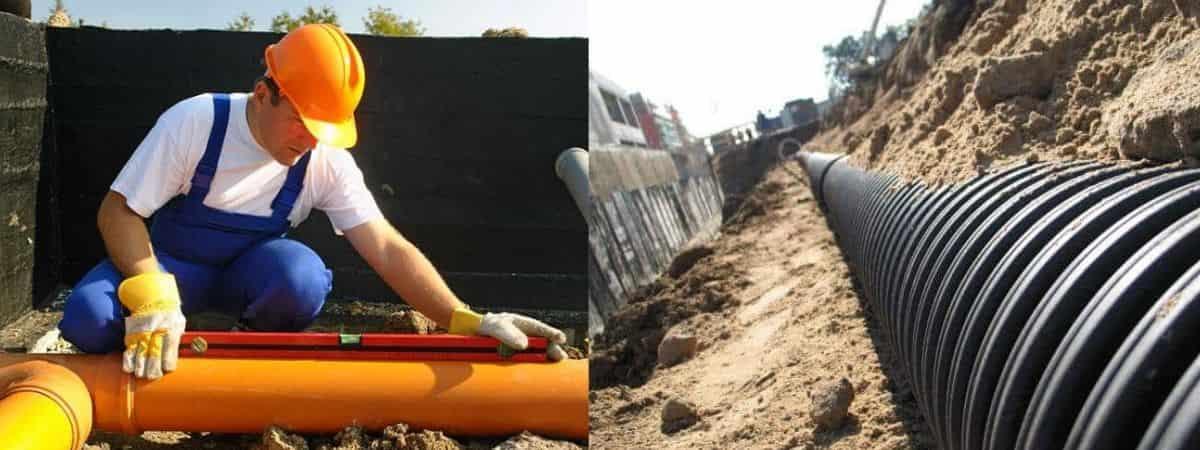 Смета на наружную канализацию из полипропиленовых труб: общие правила и основные расходы