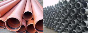 Труба канализационная серая или оранжевая: чем отличаются или какие трубы лучше
