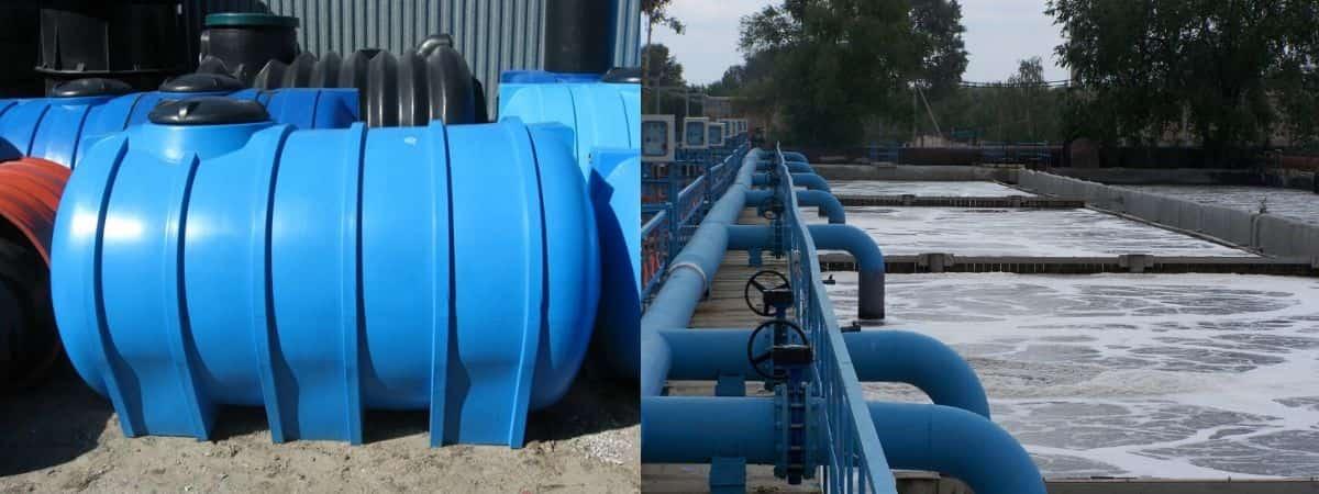 Сооружения ливневой канализации
