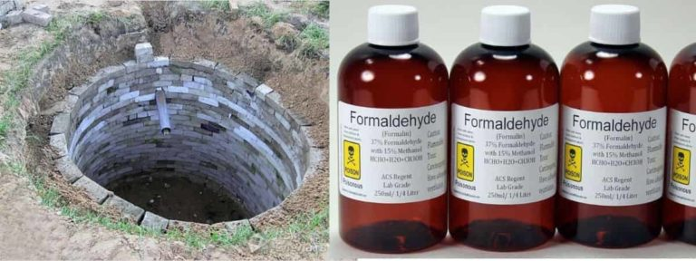 Средство для канализации в частном доме: химия для прочистки выгребной ямы