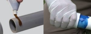 Клей для канализационных труб: как заклеить, критерии выбора, обзор