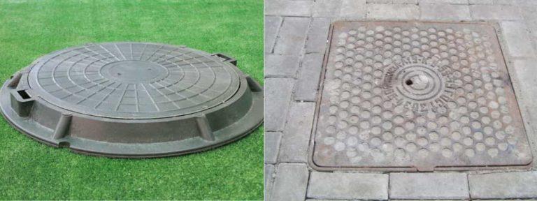 Почему канализационные люки круглые: особенности люка, причины выбора круглой формы