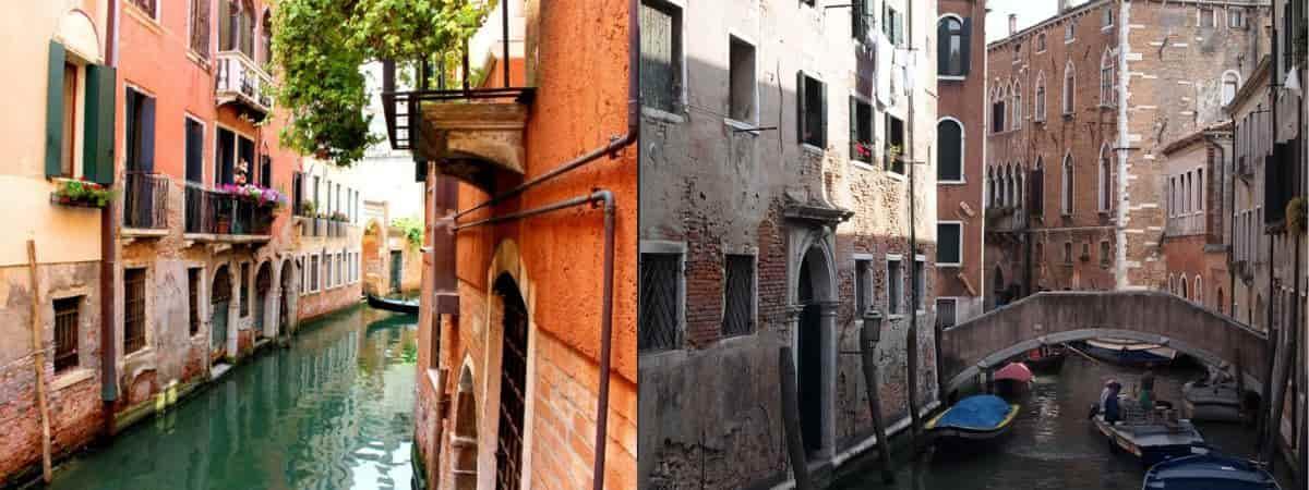 Как устроена канализация в Венеции