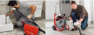 Механическая прочистка канализации: инструмент и оборудование, достоинства и недостатки