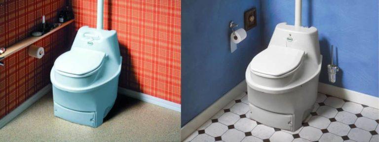 Биотуалет в доме без канализации: как выглядит, как работает, достоинства и недостатки