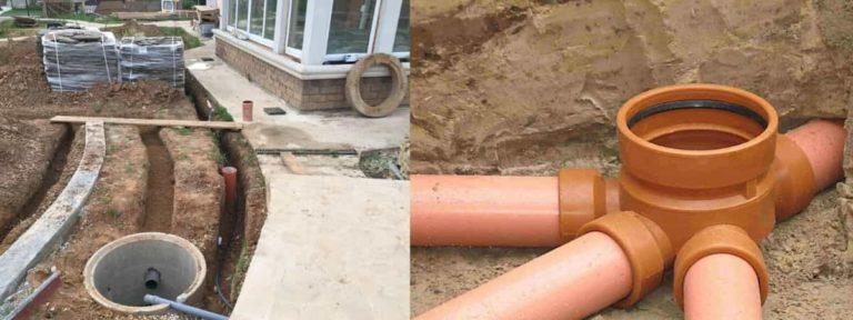 Элементы канализации: основные части, особенности внутренней и наружной сети